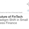 World Economic Forum: Fintech will revolutionise SME financing